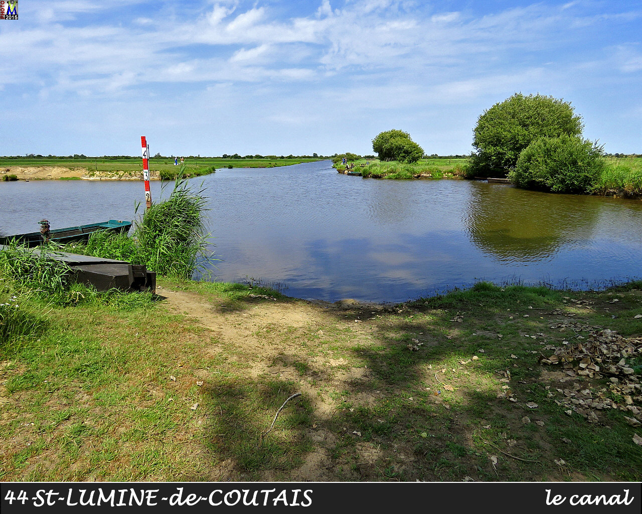 Loire atlantique photos de la commune de saint lumine - Chambre des notaires de loire atlantique ...